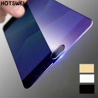 HOTSWEI For Meizu M5 Note Protective Glass For Meizu M 5 Note Tempered Glass 2.5D 9H Full Screen Protector Film For Meizu M5Note