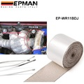Pivot-Reforçado Fita de Alumínio Resistente Ao Calor Escudo Do Carro Envoltório Para Todo O tubo De Admissão/Kit de Sucção EP-WR11BDJ