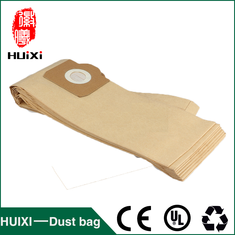 Big paper dust bags and change bags with high filtration efficiency of vacuum cleaner for RU100 RU101 RB820 etc dust bags and dust bucket of vacuum cleaner parts with high efficiency for vt02w 09b t3 l201b etc