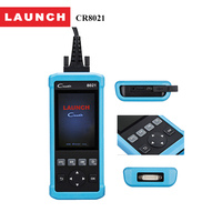 10pcs Lots Code Creader Launch CReader 8021 Automotive Scanner With Special Feature ABS SRS ECU Coverage