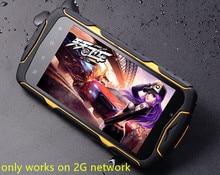 "Original Jeep J6 IP68 MTK6582 Quad Core 1.3 GHz teléfono Móvil 5 ""de Pantalla 13.0mp GPS Shakepoof Impermeable A Prueba de Polvo inteligente teléfono"