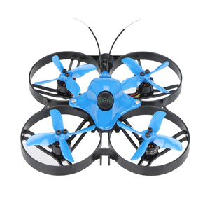 "Image 2 - Beta85X フープ quadcopter 4 s hd フープ dvr 1105 5000KV モータ 2 s F4 fc BLHeli_32 esc axii アンテナ emax avan 2 ""4 ブレード小道具"