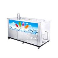 Hohe qualität automatische popsicle maker eis am stiel maschine-in Eismaschinen aus Haushaltsgeräte bei