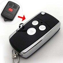 Модифицированный чехол для ключей с 3 кнопками для BYD F3 F3R Складная откидная оболочка ключа дистанционного управления