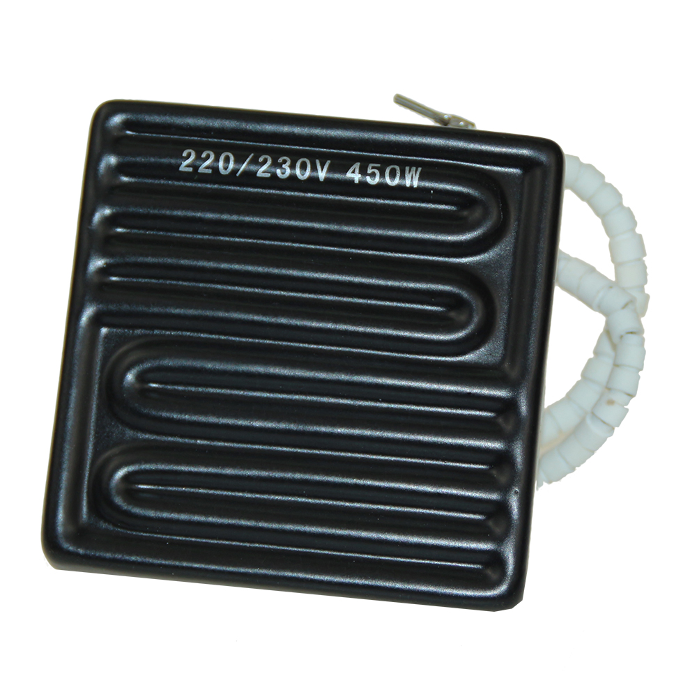 Hot sale jetronix infrared top ceramic heating plate 450w for <font><b>bga</b></font> rework station <font><b>IR6500</b></font> image