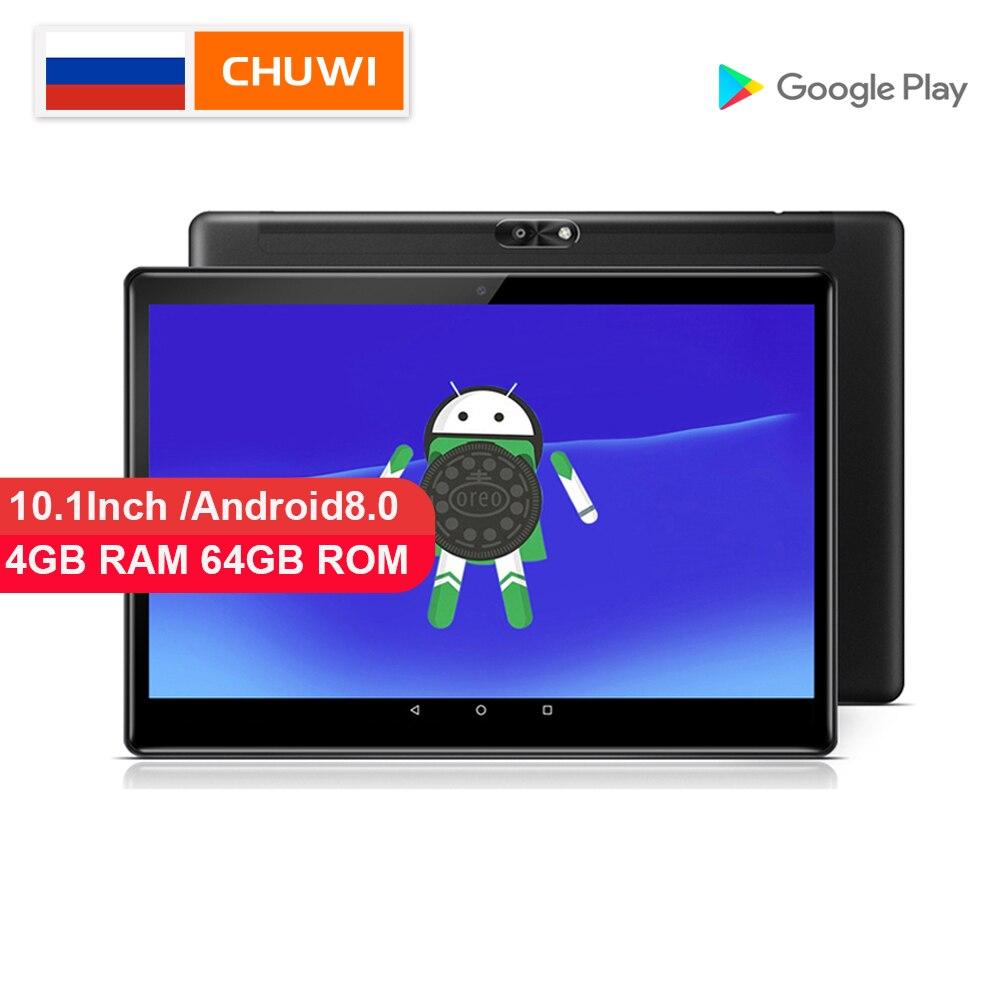 CHUWI Original Hi9 Air tablette PC MT6797 X23 Deca Core Android 8.0 4 GB RAM 64 GB ROM 2 K écran double 4G tablette 10.1 pouces 8000 MAH