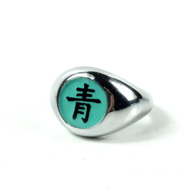 10 style Akatsuki Rings