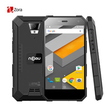 "Original Nomu S10 IP68 Wasserdicht Quad Core 2 GB RAM 16 GB ROM MTK6737T Android 6.0 13.0MP 1280×720 5,0 ""HD 5000 mAh Handys"