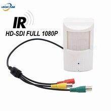 HQCAM 2.0MP Pixels 1/3 Panasonic CMOS HD-SDI Full 1080P Indoor OSD Menu WDR Security SDI IR Camera 940nm Infrared night vision