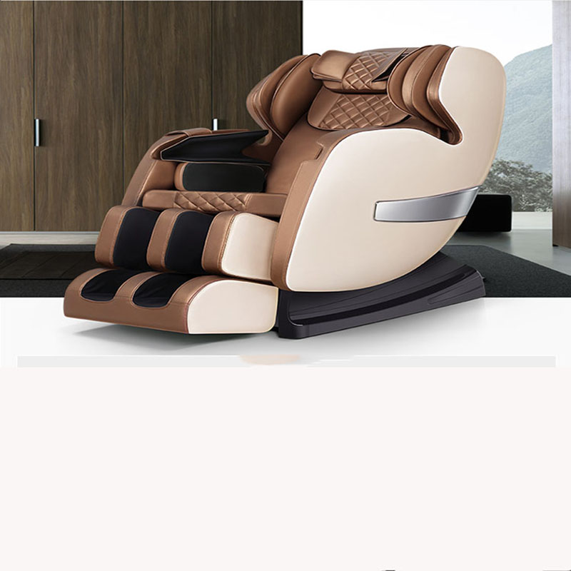 Household Intelligent Massage Chair Fully Automatic Whole Body Apparatus Multi-Function Space Capsule Moxa Hot Compress Aged
