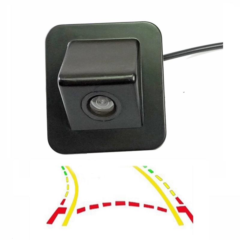 CCD 600Line Intelligent Dynamic Trajectory Tracks Rear View Camera for Hyundai Elantra Avante 2012 Parking Assistance|Vehicle Camera| |  - title=