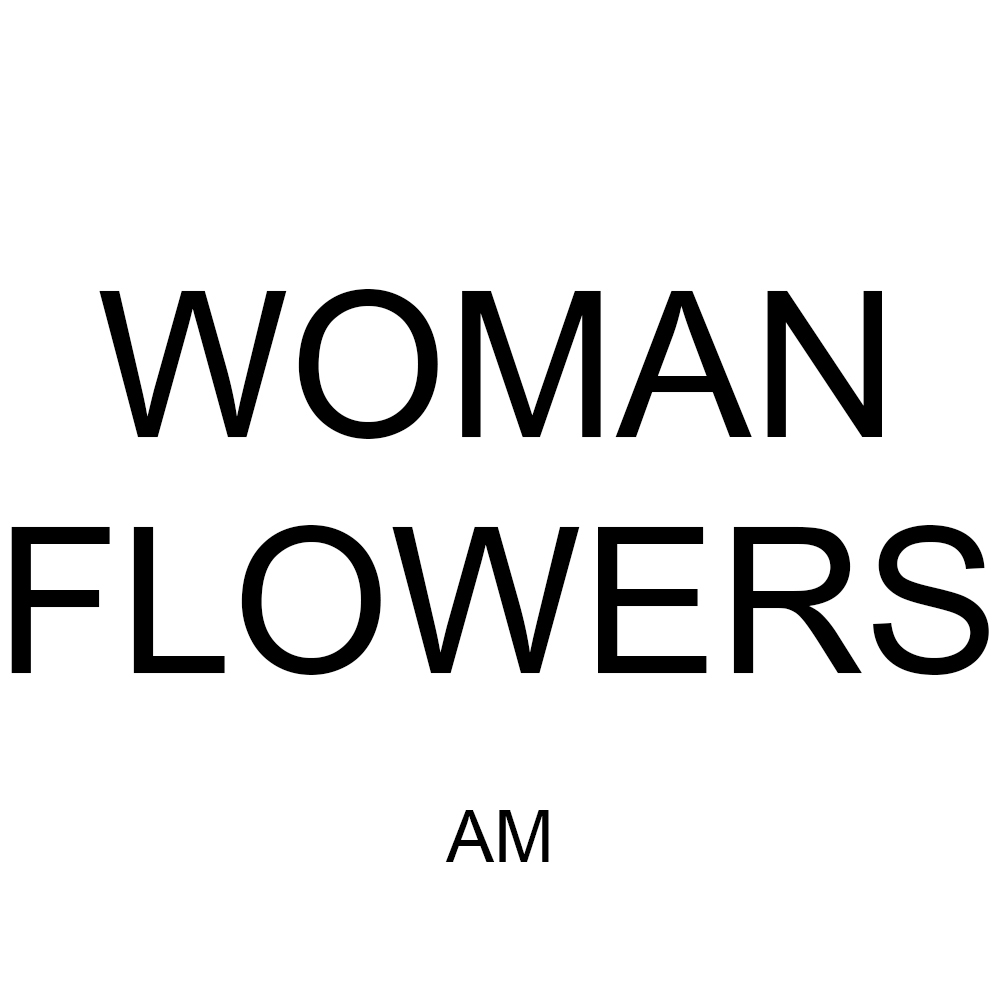 HDARTISAN obras figura pintura Mujer con flores para la decoración de la Sala No Frame