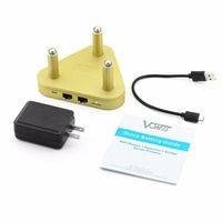 2 4G 300Mbps 5G 450Mbps Dual Band Wifi Router WiFi Signal Booster With Wide 500Meters Wifi