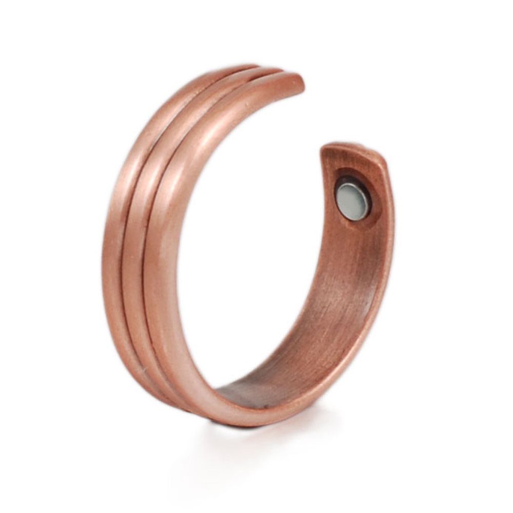 woodrock unique rings product magnetic wood ring category inlay handmade