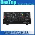Zgemma h. 2 S TV Box Media Player receptor de canal Linux HDMI Multimedia máximo 1080 p Smartcard-Reader DVB-S2 sintonizador libre por DHL