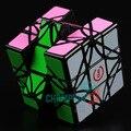 Fangshi divertimentos LimCube Dreidel 3x3x3 Magic Cube Enigma Preto E Branco E Rosa Aprendizagem & Educational Cubo magico Brinquedos