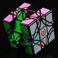 Funs Fangshi LimCube Dreidel 3x3x3 Magic Cube Puzzle Black And White And Pink Learning&Educational Cubo magico Toys
