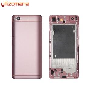 Image 2 - YILIZOMANA เดิมเปลี่ยนแบตเตอรี่กลับสำหรับ Xiao mi mi 5S mi 5S M5S โทรศัพท์ด้านหลังตัวเรือนกรณีเครื่องมือฟรี