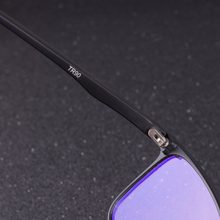 Computer Glasses Anti Blue Light Relieve Eye Fatigue Clear Regular Gaming Goggles Eyewear TR90