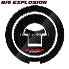 For Honda CBR600F F2 F3 F4 F4i 1987- 2006 Motorcycle Gas Stopper Protector Decals 3D Carbon