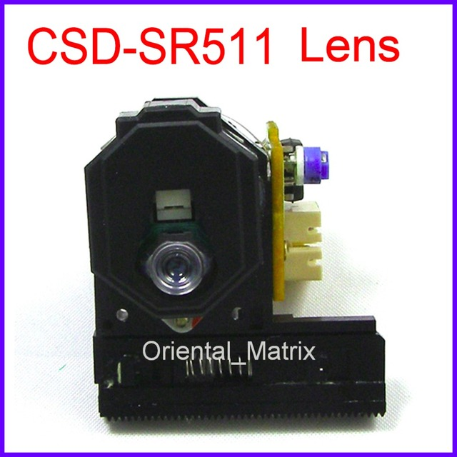 Free Shipping New Optical Pickup CSD-SR511 Optical Laser Pickup Lens Replacement For AIWA CSD SR511 CD DVD Optical Pick-up