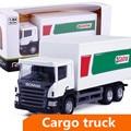 1: 64 сплава строительных машин, высокая моделирования грузовик, Трение руления игрушки, детские развивающие игрушки, бесплатная доставка