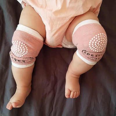 1 คู่เข่า pad ความปลอดภัยรวบรวมข้อมูล elbow cushion ทารกเด็กวัยหัดเดินเด็กขาอุ่นอุ่นเข่าสนับสนุน protector kneecap