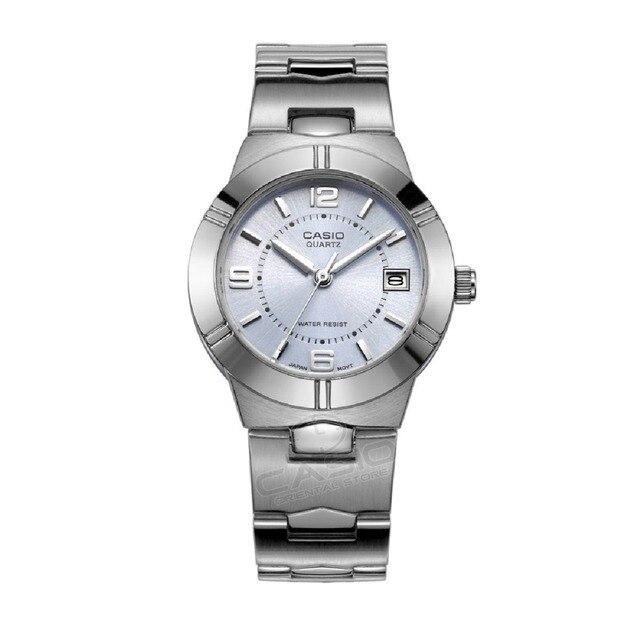 CASIO WATCH Simple Fashion Watch Women Dress Ladies Watches Top Brand Luxury Qua