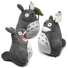 33cm 3 Style Cartoon Lovely Totoro Plush Toys Anime Stuffed Baby Doll Cute Movie Character 2019 Children Birthday Kawaii Gift