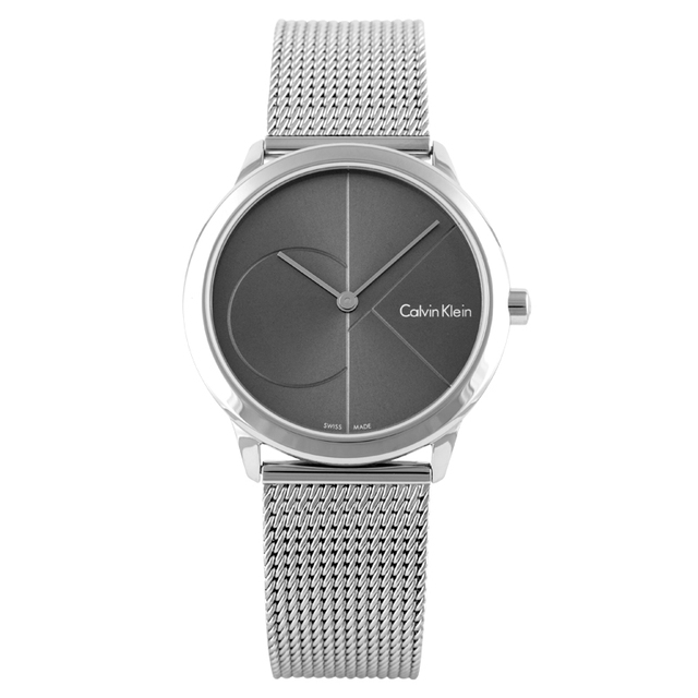 cdbb8f4b2f US $178.99 |CalvinKlein MINIMAL series simple and generous quartz men and  women watch K3M22123-in Women's Watches from Watches on Aliexpress.com | ...