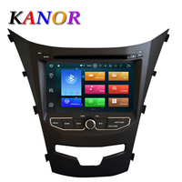 KANOR 8 Core RAM 2G ROM 32G 2 Din Android 6 0 Car DVD Video Player