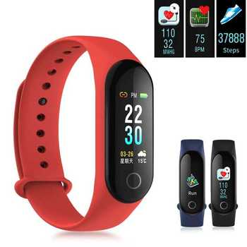 Brand Men watch Smart wristband Blood Pressure Sport Fitness Tracker Android Heart Rate Monitor Smart Bracelet ios women watches