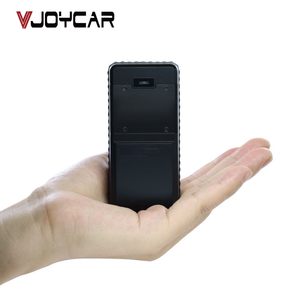 VJOYCAR TK101 Portable Magnet Mini GPS Tracker Tracking Device Long Battery Life Waterproof FREE Tracking Software No Contract magnetic waterproof gsm gps tracker sos long battery life car vehicle human asset tracking car locator tracking device