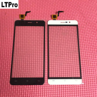 LTPro TOP Quality Tested Well Touch Screen Digitizer Glass Sensor For Cubot Z100 P12 Smart Phone