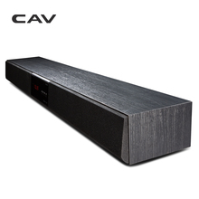 CAV TM1100 Home Theater DTS Virtual Surround Soundbar For TV Surround Sound System Wireless Bluetooth Speaker Double Subwoofers