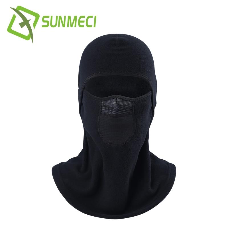 b9632389aca Winter balaclava full face mask windproof ski mask snowboard neck warmer  neck gaiter thermal fabric balaclava outdoor cycling