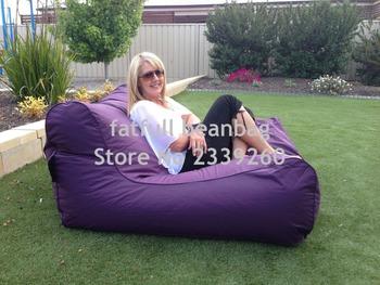 Pokrywa tylko bez wypełniacza-majestatyczne fioletowe artykuły domowe fioletowe krzesło worek fasoli leżak tanie i dobre opinie runboy Fabric JEDNA float - 36