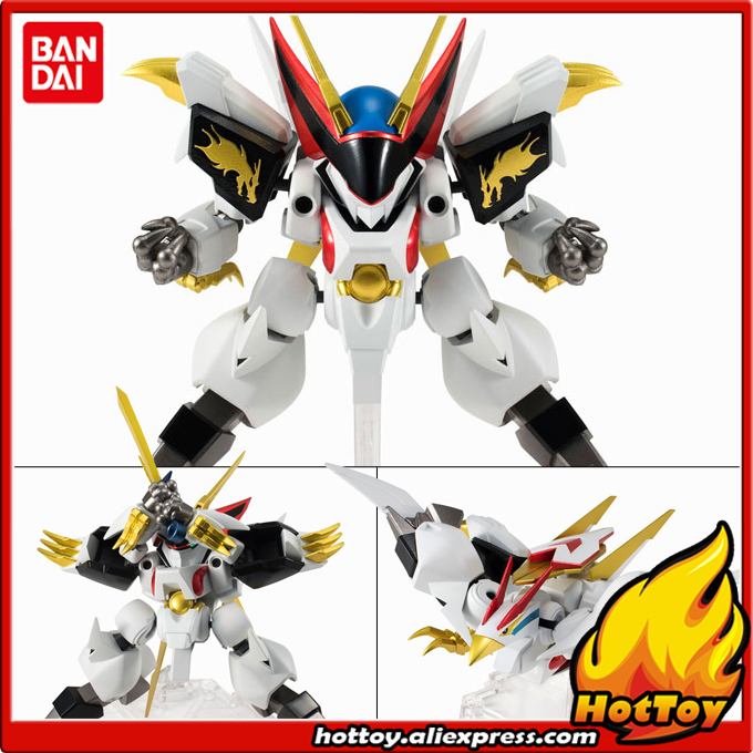 100% Original BANDAI Tamashii Nations NXEDGE STYLE No.0034 Action Figure - Ryuoumaru from Mashin Hero Wataru ноутбук lenovo 20ks007frt