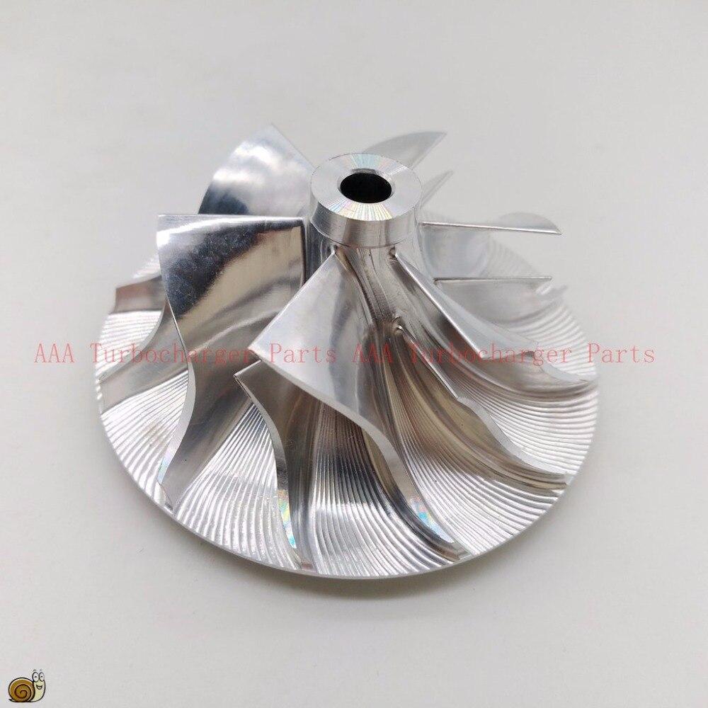 K16 Turbo Billet Compressor Wheel 44 3x63 4mm 5316 970 7010 5316 970 7013 9040964299 9040965299