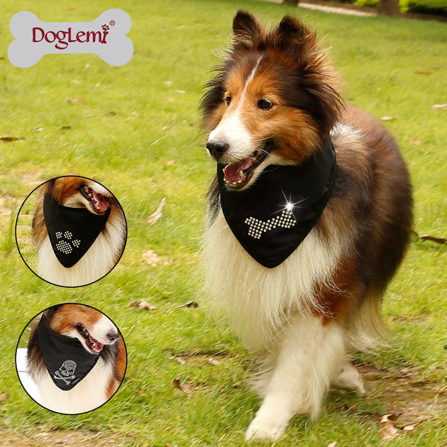 Pet Dog Cat Fashion Bandana Adjustable Scarf Pet Collar Neckerchief New Free Shipping & Drop Shipping