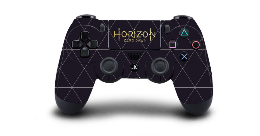 1pc Horizon Zero Dawn PS4 Skin Sticker Decal For Sony PS4 Playstation 4 Dualshouck 4 Game PS4 Controller Sticker