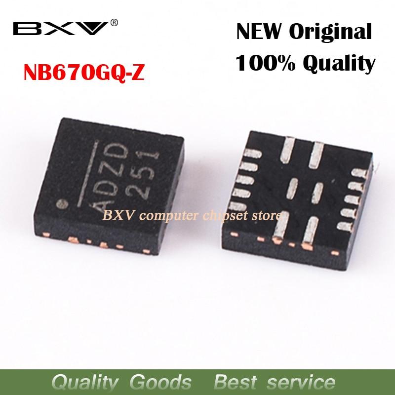1-10pcs NB670GQ-Z NB670GQ NB670 ADZD QFN-14