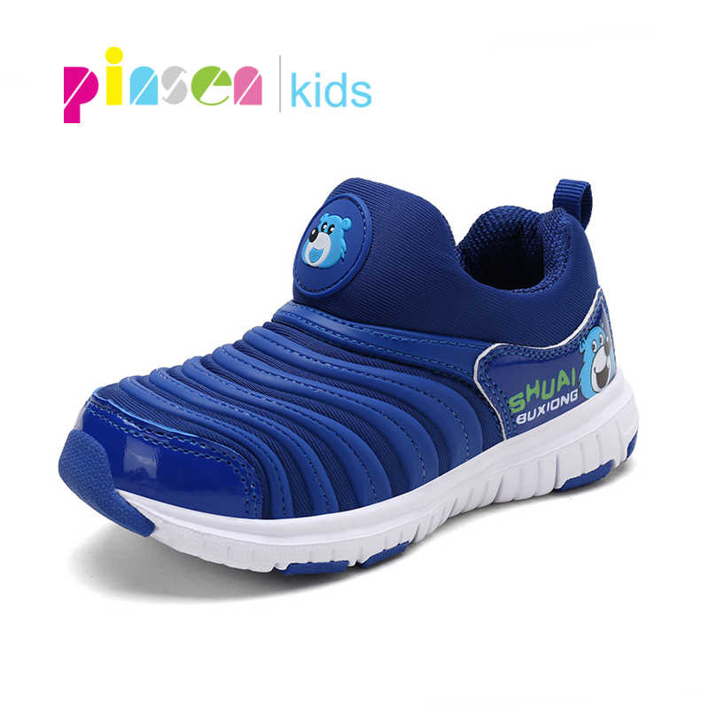 Brand Children Shoes For Boys Sneakers Girls Sport Leisure Trainers Child Casual Light Breathable Baby Boys Flats Kids Shoes