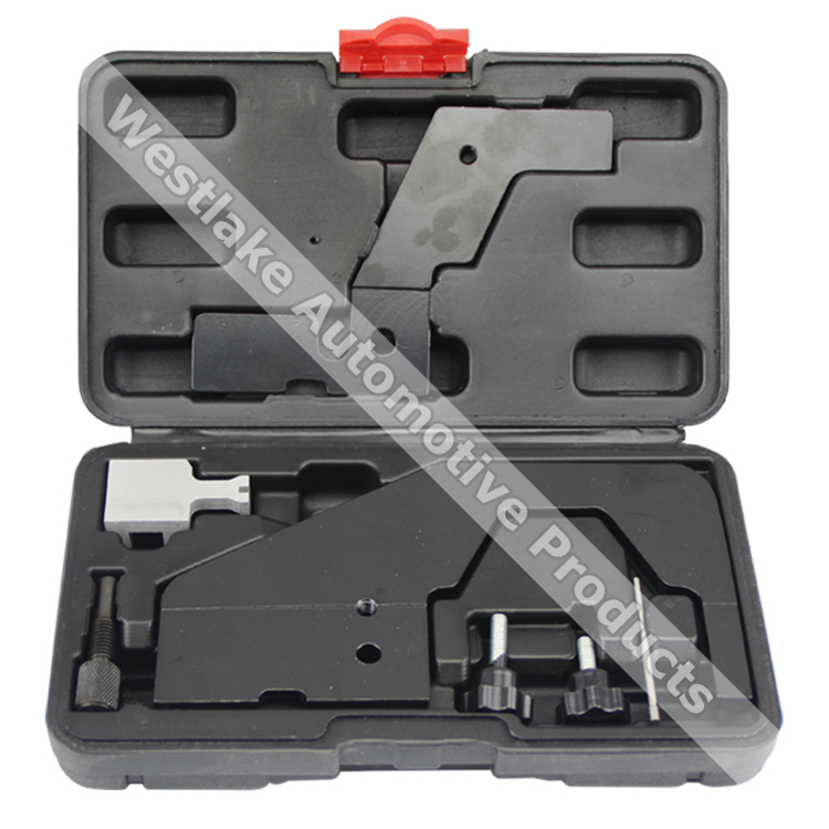 Engine Camshaft Timing Lock Tool Set For Ford 2.0 SCTi Ecoboost Ti-VCT Mondeo Focus цена