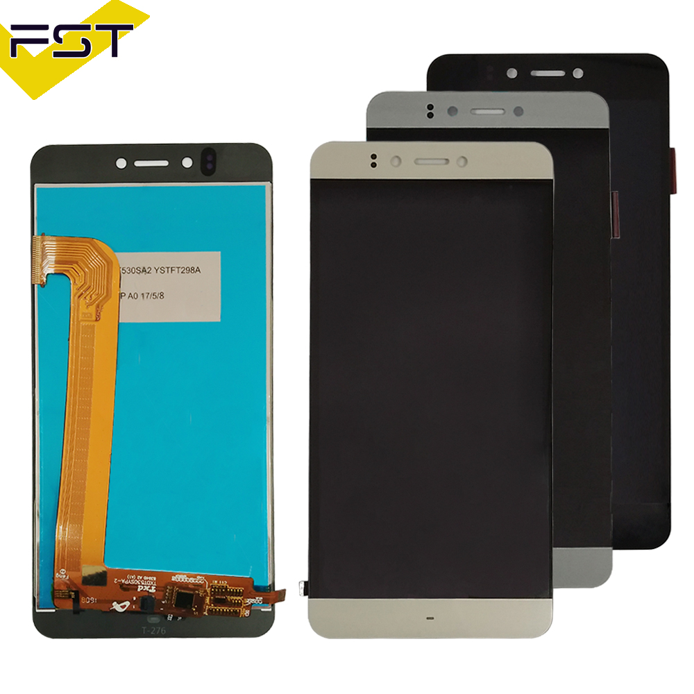 For Prestigio Muze E3 PSP3531Duo PSP3531 D3 PSP3530 PSP 3531 PSP 3530 F3 PSP3532 LCD Display With Touch Screen Digitizer