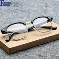 FOENIXSONG Retro Vintage Marca New Black Quadros Das Mulheres Dos Homens Óculos de Leitura Leitor de Óculos Oculos Gafas Eyewear Fêmea SK3086