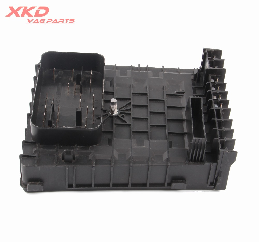 medium resolution of relay fuse box board fit for vw jetta golf mk5 eos rabbit audi a3 seat skoda 1k0937125d c in fuses from automobiles motorcycles on aliexpress com