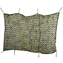 Двухместная маскировочной паруса леса военной сеткой оксфорд палатка солнца чистая козырек