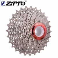 ZTTO Road Bike Bicycle Sprocket Cassette 11 Speed Velocidade Steel Freewheel 11 28T For Shimano 105