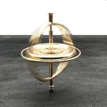 Metalen gyroscoop Anti zwaartekracht Wetenschap en onderwijs speelgoed rotatie balans mechanische gyroscoop